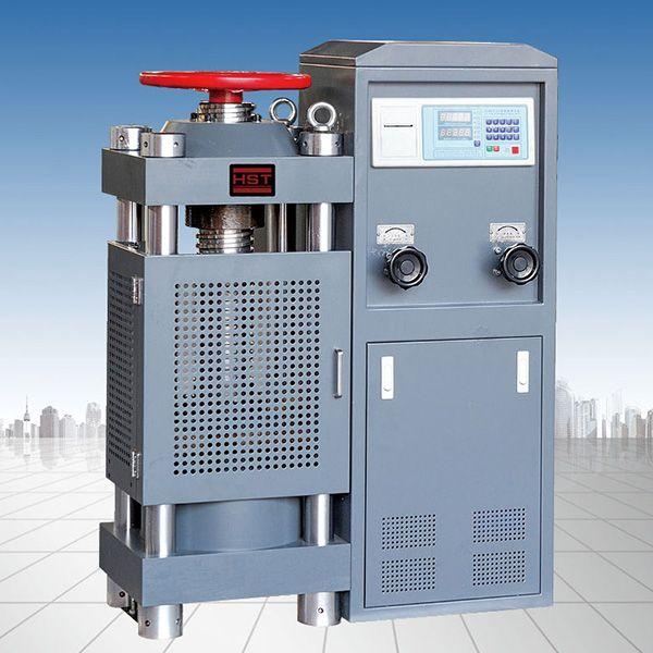YES-2000kN-数显式压力试验机