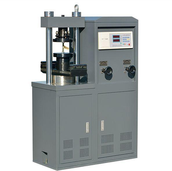 粉煤灰压力试验机