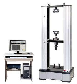 MWD-10W系列微机控制人造板万能试验机