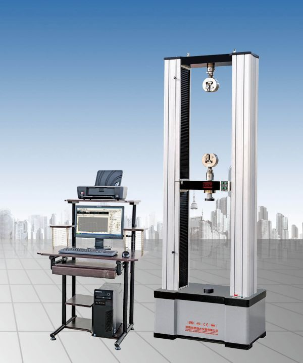 WD系列1吨人造板材压力试验机