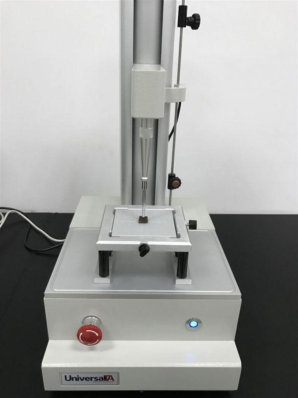 奥美拉唑微丸的硬度测定